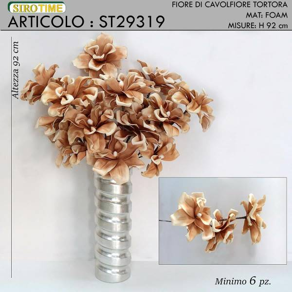 ARTECASA FIORE H92 TORT.LATTICE