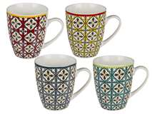 ARTECASA $MUG H10 MARRAKESH 4ASS